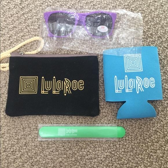 Lularoe swag pack